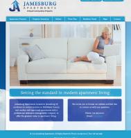 Apartment Complex Website