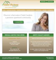 Apartment Website Design