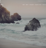 Responsive Parallax One-Page Site