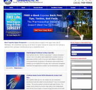Chiropractic Website Design