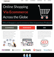 Responsive eCommerce Strategy Website Design in NYC