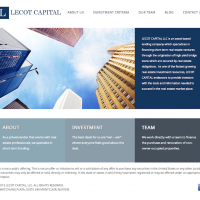 Financial Services Site