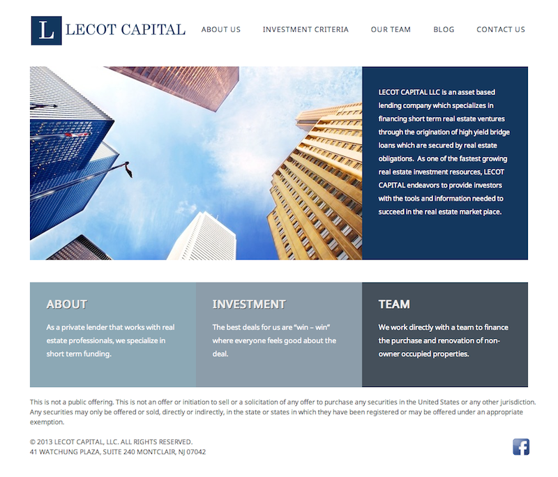 Nj Ecommerce Website Design Company