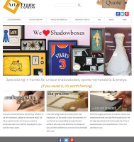Responsive Website Design for Store in NJ