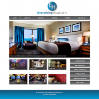 Hospitality Website Design