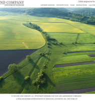NYC Investment Bank WordPress Website Design