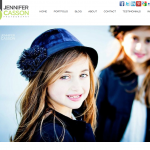 photography website design nj