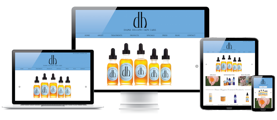 Responsive eCommerce Website Design