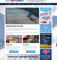 Ski Shop Site