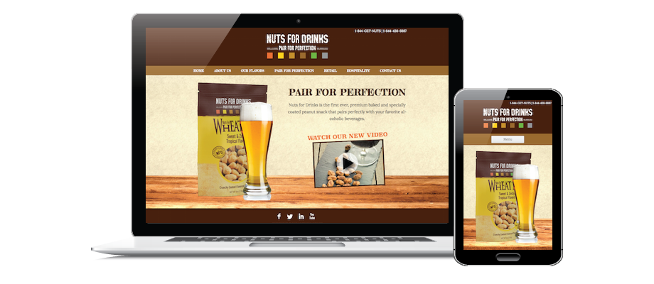 Responsive eCommerce Website