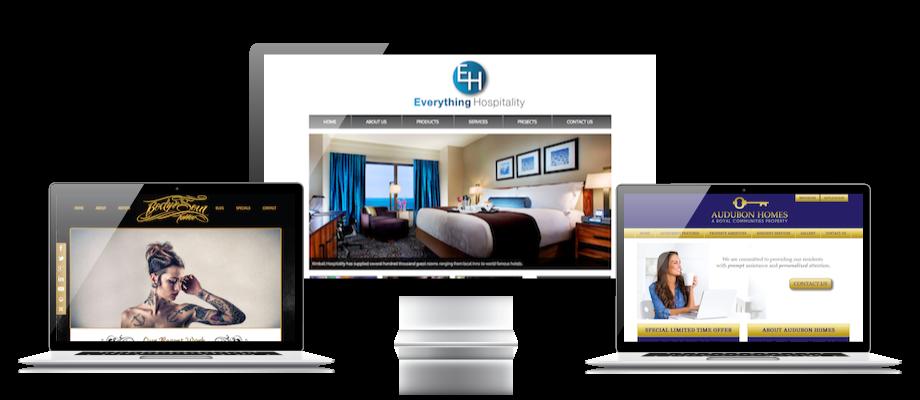 Website Design in NJ